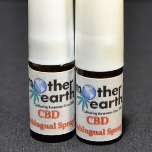 CBD Wild Mint Oral Spray